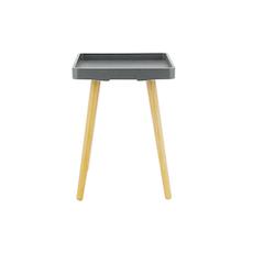 Garrett Side Table - Graphite Grey (Set of 4) - Image 2