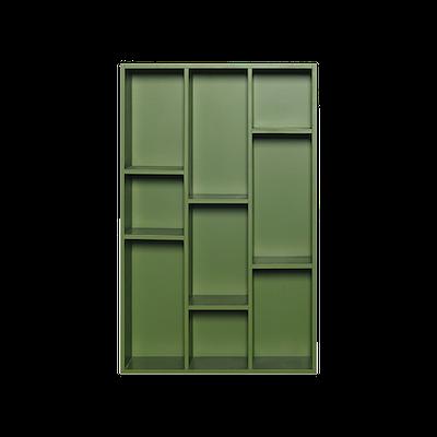 Hale Wall Shelf - Green - Image 1