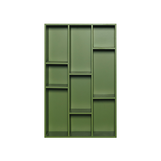 Shape - Hale Wall Shelf - Green