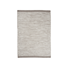 Fugito Rug (1.7m by 2.4m) - Silver - Image 1