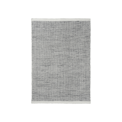 Fugito Wool Rug (1.7m by 2.4m) - Grey - Image 1