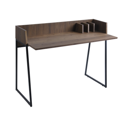 Brittany Working Desk - Walnut - Image 2