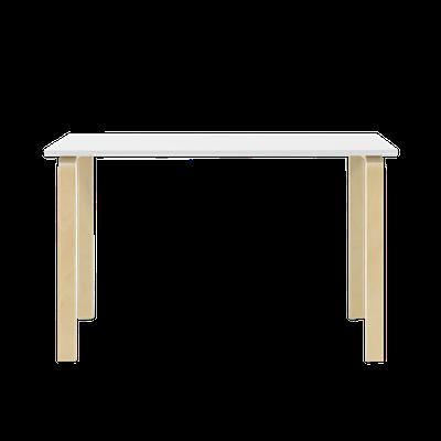 Mizuki Table 1.2m - White - Image 1