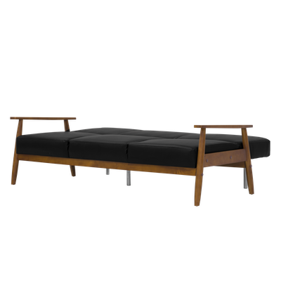 Todd Sofa Bed - Black - Image 2