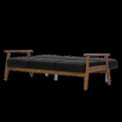Todd Sofa Bed - Black - Image 2