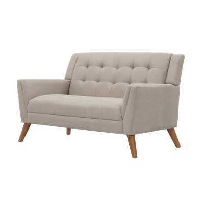 Stanley 2 Seater Sofa - Sand - Image 2