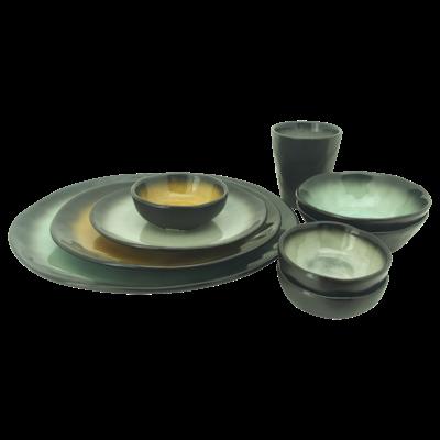 Lilac Small Dip Bowl - Orange (Set of 6) - Image 2