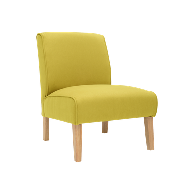 Maya Lounge Chair - Natural, Pistachio (Set of 2) - Image 2