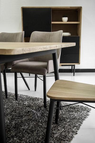 Starck Dining Table 1.6m - Image 2