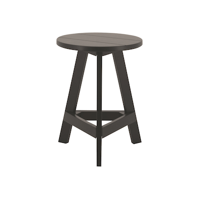 Yumi Stool - Black (Set of 4) - Image 2