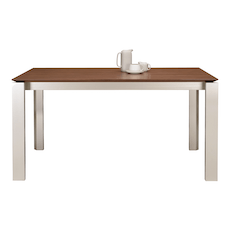 Elwood 6 Seater Dining Table - Cocoa - Image 2
