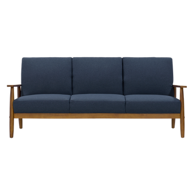 Todd Sofa Bed - Navy - Image 1