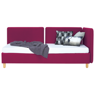 Briska Daybed - Natural, Ruby - Image 1
