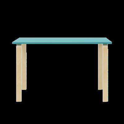 Mizuki Table 1.2m - Robin Blue - Image 1