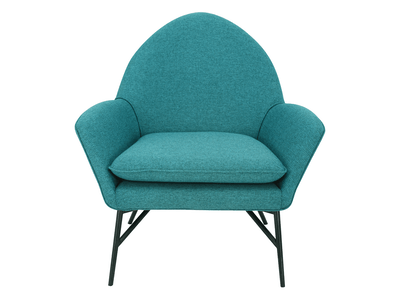 Esther Lounge Chair - Nile Green - Image 2