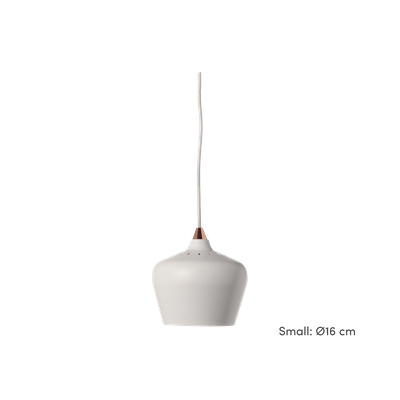 Lark Pendant Lamp - White - Image 2