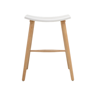 Hollis Counter Stool - Black, Graphite Grey - Image 2
